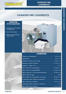 CAISSON VMC LOGEMENT
