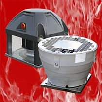 Tourelles de desenfumage 400°C/2h