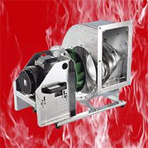 Ventilateurs specifiques 400°C/2h