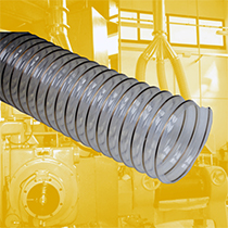 Conduits flexibles industriels polyurethane