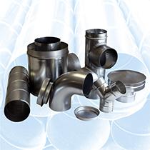 Conduits rigides spirales & accessoires standard