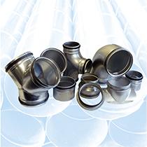 Conduits rigides spirales & accessoires a joints