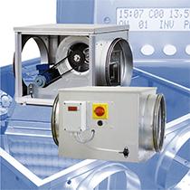 Caisson de ventilation simple flux