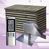 Accessoires climatisation