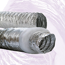 Conduits flexibles aluminium
