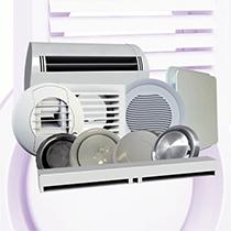 Entrees d'air & bouches de ventilation