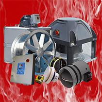 Protection incendie & desenfumage
