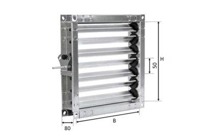 Dimensions KVZ-50