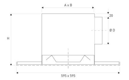 Dimensions KQPI-L