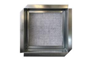 KGA 60 - Détail contre cadre + filtre