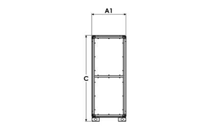 Dimensions module PURE