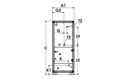 Dimensions module ELITE