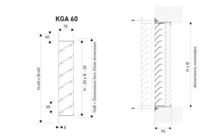 Dimensions KGA 60